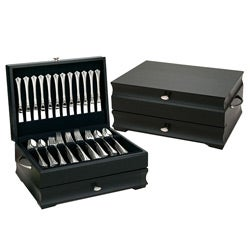 Reed & Barton Manhattan Flatware Chest