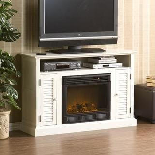 MEDIA CONSOLE FIREPLACE - THEFIND - THEFIND - EVERY