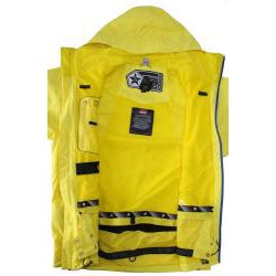 Sessions Men's 'Works' Citron Snowboard Jacket