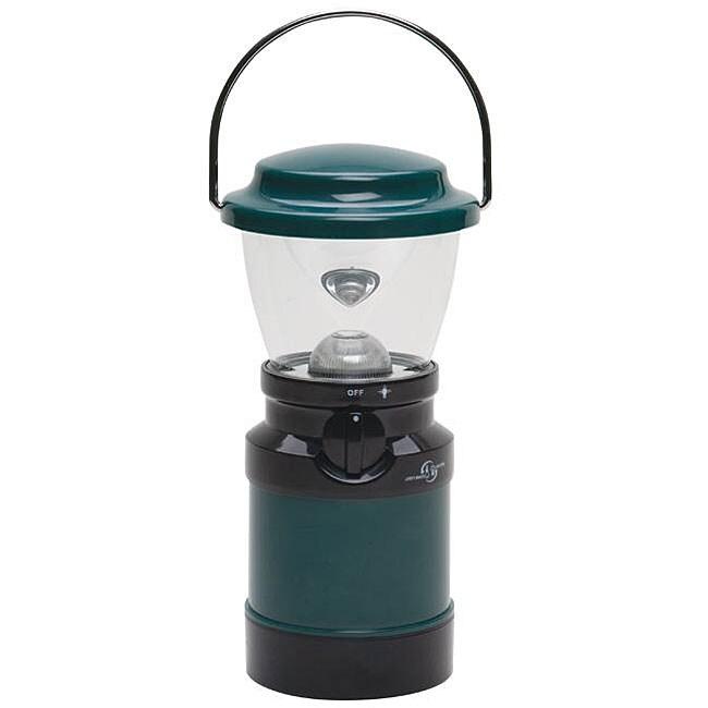 Stansport 8-inch Green 1-watt LED Lantern/ Tent Light