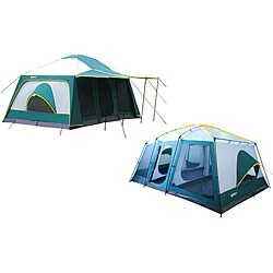 Carter Mountain 20x10 3-room Cabin Tent