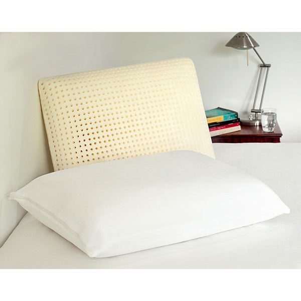 Dream Form Ventilated Memory Foam Pillow (1 or 2-Pack)