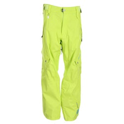 Sessions Men's 'Gridlock' Kiwi Snowboard Pants