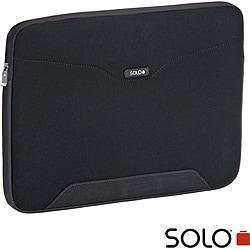 17-inch Solo CheckFast Protective Padded Zippered Notebook Sleeve