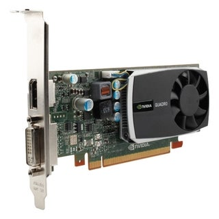 HP WS093AT Quadro 600 Graphic Card - 1 GB GDDR3 SDRAM - PCI Express 2