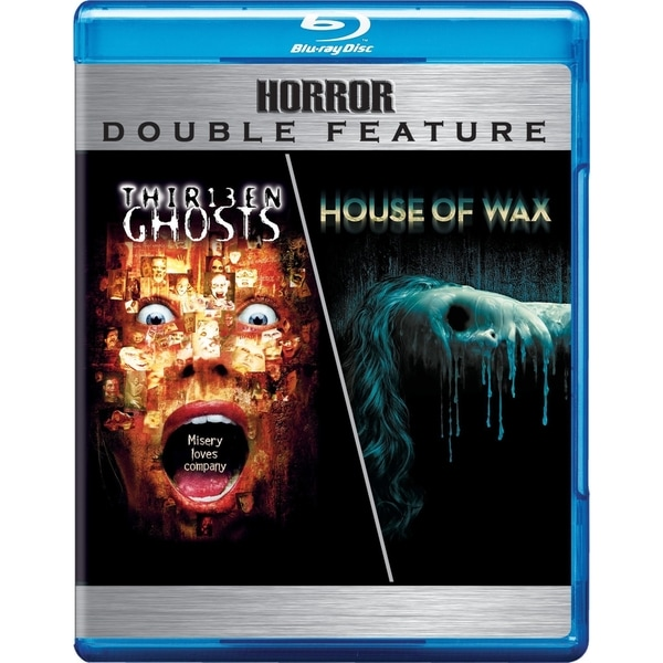Thirteen Ghosts/House of Wax (Blu-ray Disc) 7297580