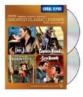 TCM Greatest Classic Films: Legends- Errol Flynn (DVD)