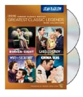TCM Greatest Classic Films: Legends- Jean Harlow (DVD)