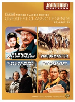 TCM Greatest Classic Films: Legends- John Ford Westerns (DVD)