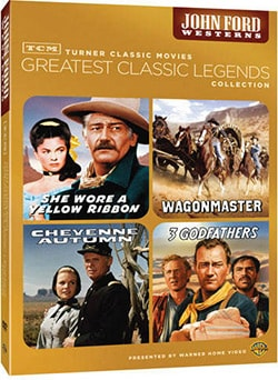 TCM Greatest Classic Films: Legends - John Ford Westerns (DVD)