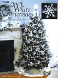 White Christmas in Thread Crochet (Paperback)