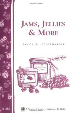 Jams, Jellies & More (Paperback)
