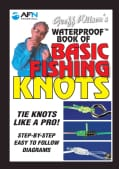 Geoff Wilson's Waterproof Book of Basic Fishing Knots: Tie Knots Like a Pro! Step by Step Easy to Follow Diagrams (Paperback)