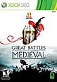Xbox 360 - History Great Battles Medieval