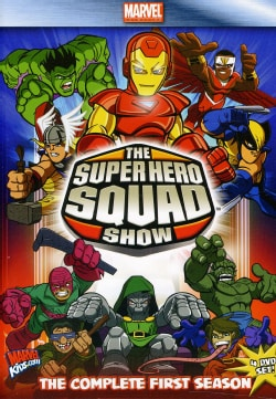Super Hero Squad - The Complete Season 1 (DVD)
