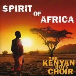 BOYS CHOIR OF KENYA - SPIRIT OF AFRICA