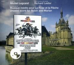 MICHEL LEGRAND - TROIS MOUSQUETAIRES + LA ROSE ET LA FLECHE