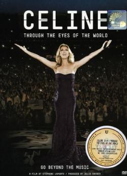 Celine - Through the Eyes of the World (DVD)