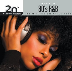 MILLENNIUM COLLECTION-20TH CENTURY MASTERS - BEST OF 80S R&B