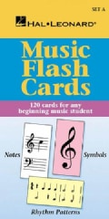 Music Flash Cards Set A (Cards)