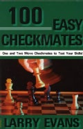 100 Easy Checkmates (Paperback)