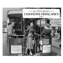 LES PLUS BELLES CHANSONS FRANCAISES - LES PLUS BELLES CHANSONS FRANCAISES