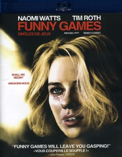 FUNNY GAMES (2007) (BLU-RAY)