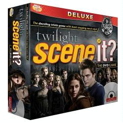 Scene It? Twilight DVD Trivia Game