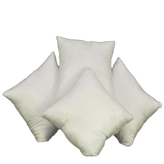 18 x 18 Pillow Inserts (Set of 4)