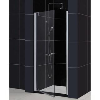 DreamLine Elegance 25.25-27.25x72-inch Frameless Pivot Shower Door