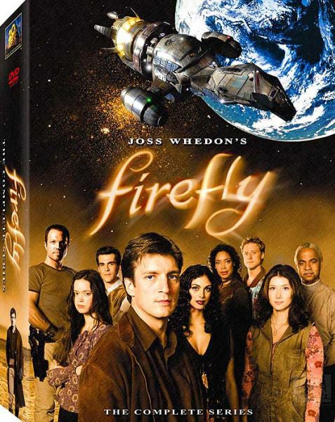 Firefly: The Complete Series (DVD)