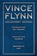 Vince Flynn Collectors' Edition: Separation of Power/ Executive Power/ Memorial Day (Hardcover)