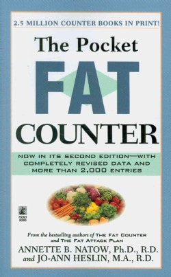 The Pocket Fat Counter (Paperback)