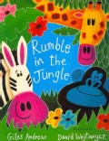Rumble in the Jungle (Board book)