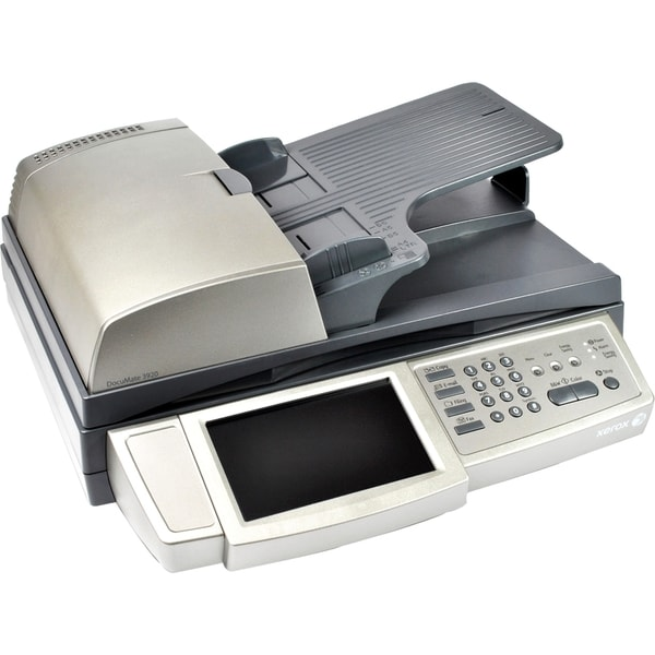 Xerox DocuMate 3920 Flatbed Scanner