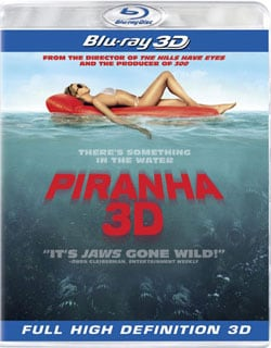 Piranha 3D (Blu-ray Disc)