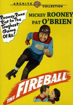 The Fireball (DVD)