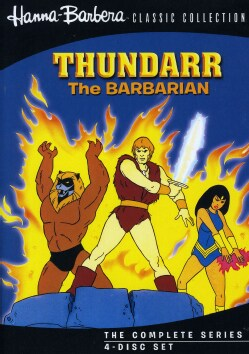 Thundarr The Barbarian (DVD)
