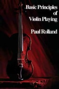 Basic Principles of Violin Playing (Paperback)