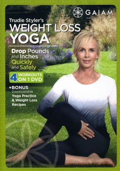 Trudie Styler's Weight Loss Yoga (DVD)