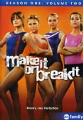 Make It Or Break Season 1 Vol. 2 (DVD)