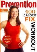 Prevention: 400 Calorie Fix Workout (DVD)