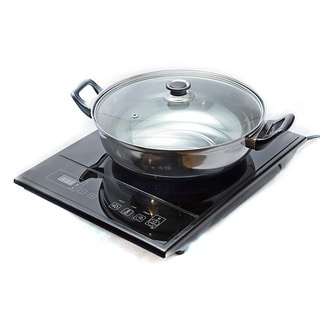 Total Chef TCIS11BNG Induction Cooktop Single Burner