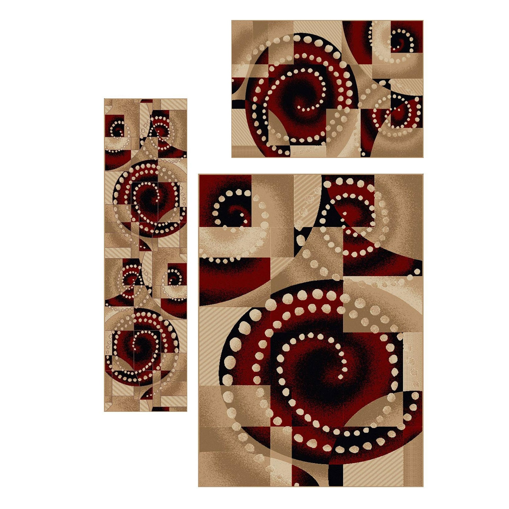 3 Piece Area Rug Sets For Kitchen 3 Best Home And House