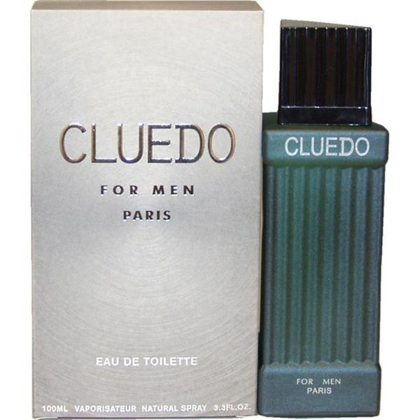 Cluedo Cluedo Men's 3.4-ounce Eau de Toilette Spray