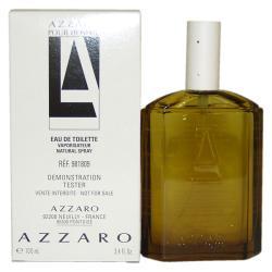 Azzaro Men's 3.3-ounce Eau de Toilette (Tester) Spray