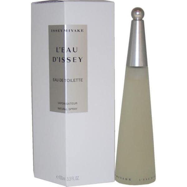Issey Miyake Leau Dissey Women's 3.3-ounce Eau de Toilette Spray
