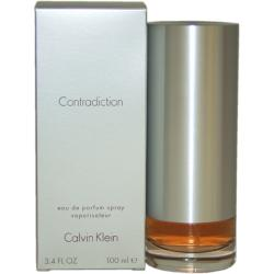 Calvin Klein 'Contradiction' Women's 3.4-ounce Eau de Parfum Spray