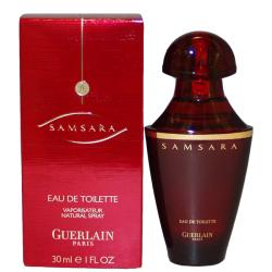 Evening Guerlain Samsara Women's 1-ounce Eau de Toilette Spray