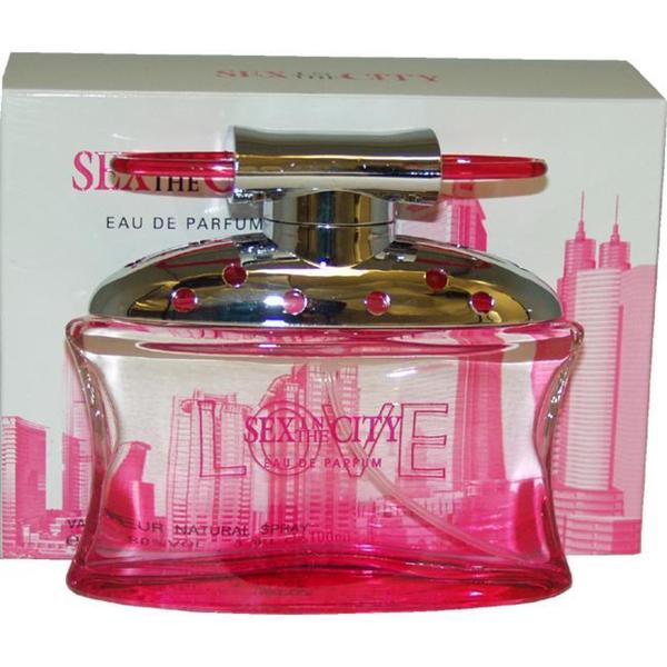 Sex in the City 'Sex in the City Love' Women's 3.3-ounce Eau de Parfum Spray